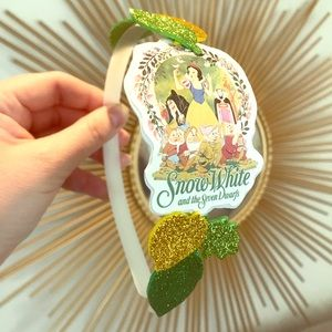 Accessories - Snow White And The Seven Dwarfs Inspired Headband